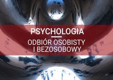 rozwój osobisty odbiór osobisty i bezosobowy psychologia