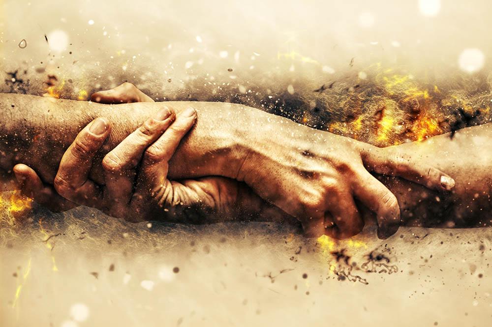 metafizyka bliźniacze dusze miłość czy karma spotkanie rozstanie