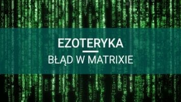 matrix błąd w matrixie