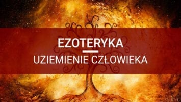 ezoteryka uziemienie człowieka