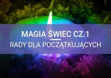 magia świec dla początkujących ezoteryka