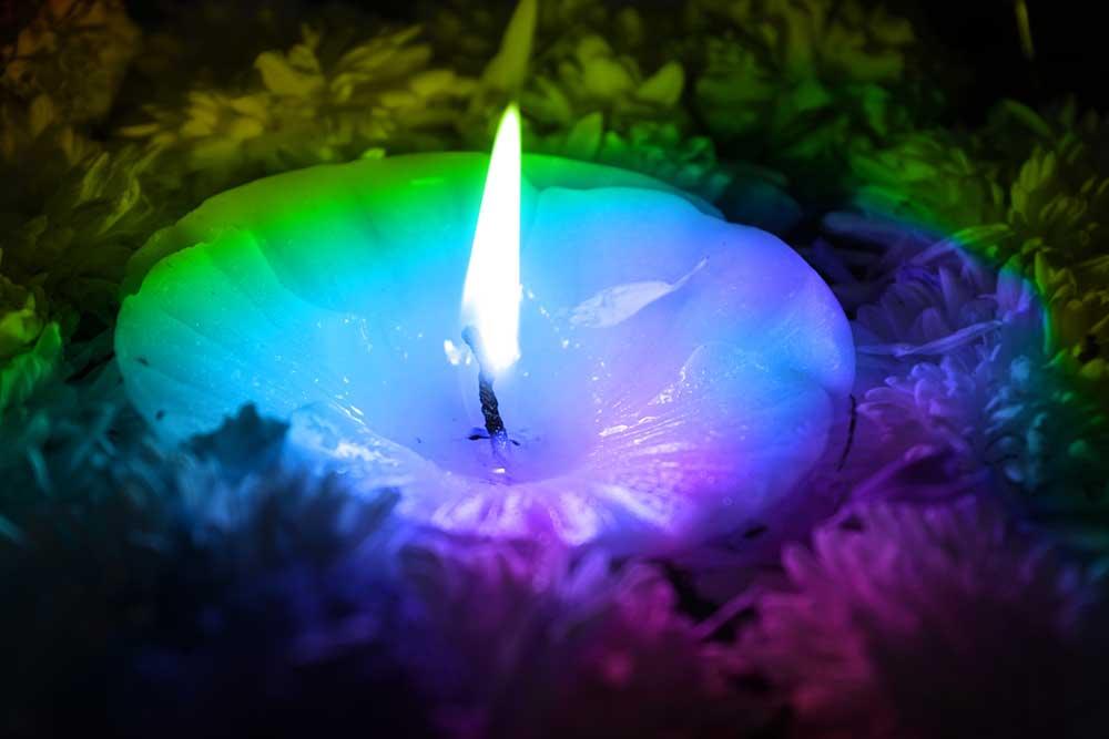 ezoteryka magia świec dla początkujących